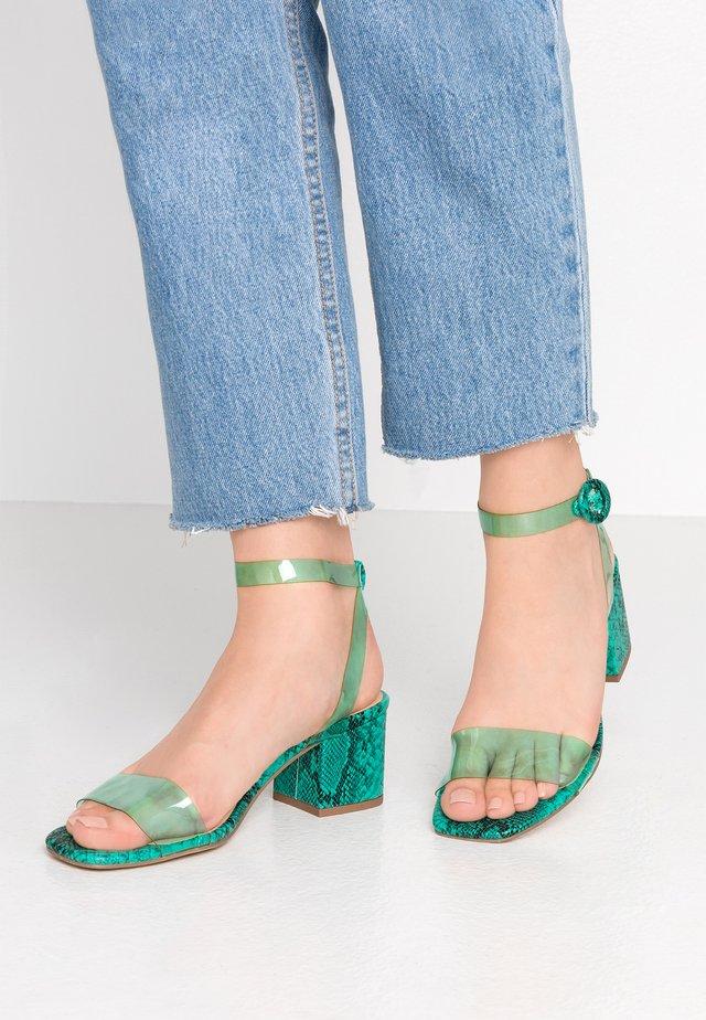ONNY - Sandaler - green