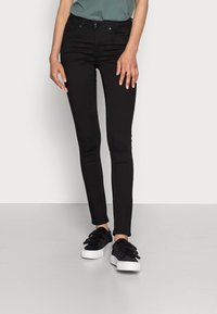 Opus - ELMA - Jeans Skinny Fit - black - 0