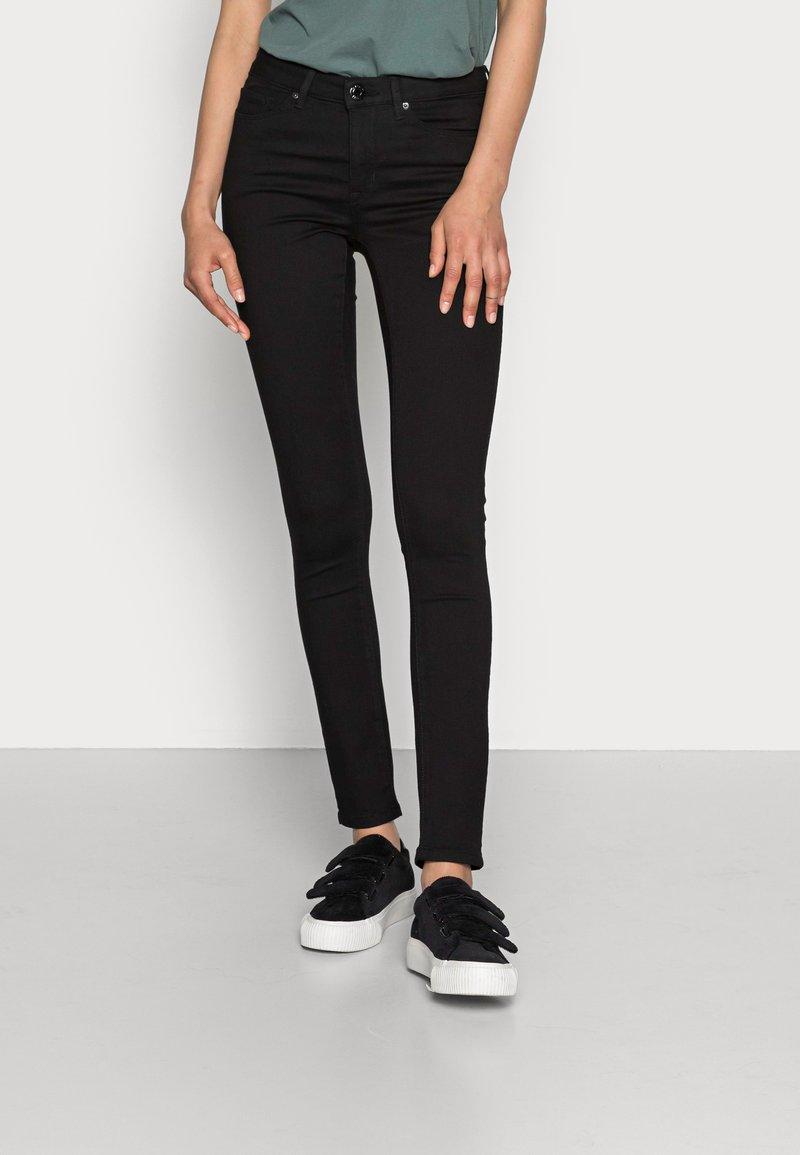Opus - ELMA - Jeans Skinny Fit - black