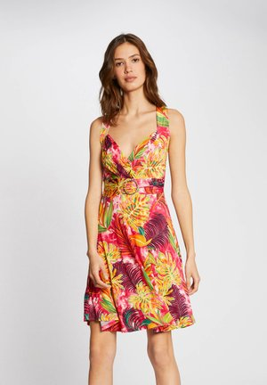 Day dress - neon pink