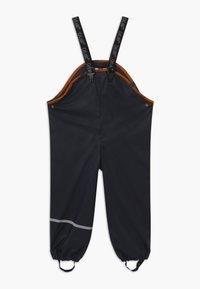 CeLaVi - RAINWEAR SET - Pantalones impermeables - pumpkin spice - 3