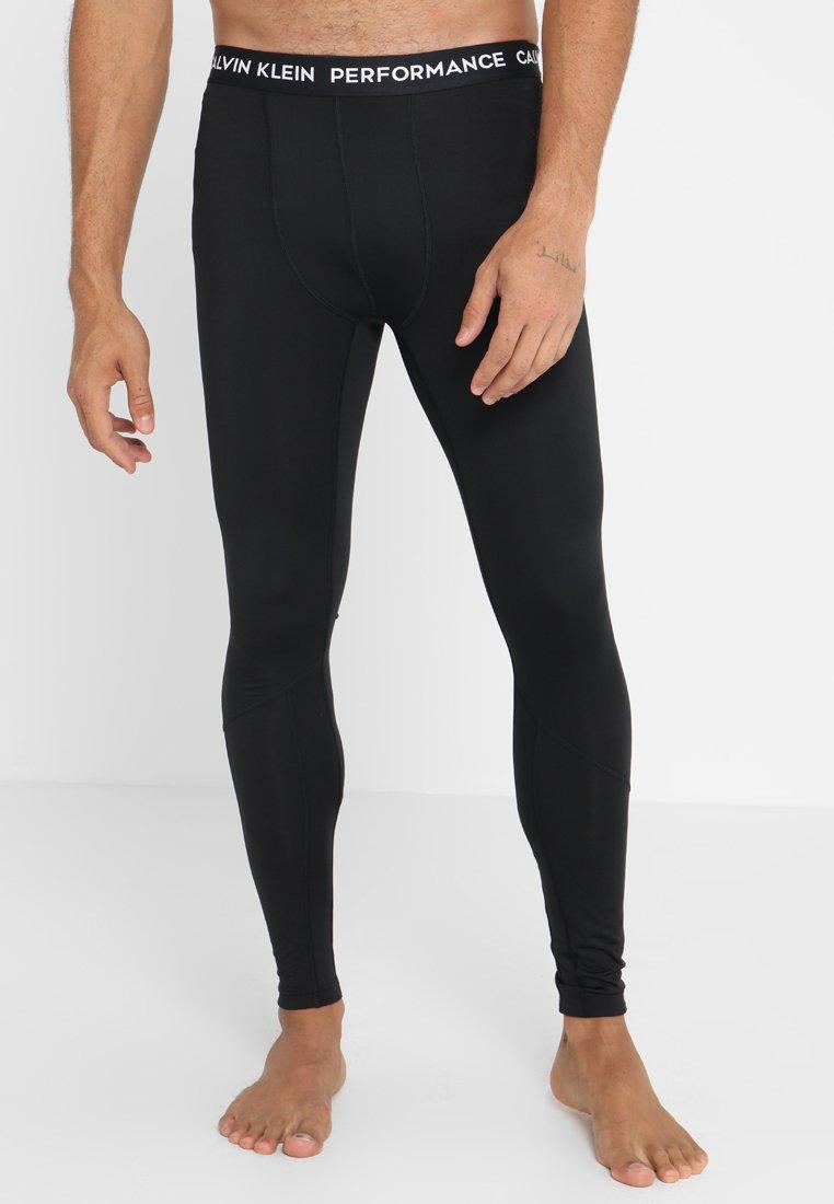 Calvin Klein Performance - Tights - black