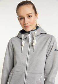 ICEBOUND - Light jacket - hellgrau melange - 3