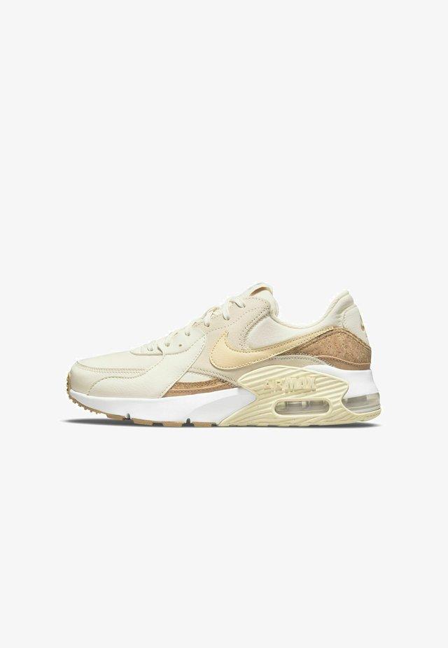 Sneakers laag - pale ivory/coconut milk/praline/pale vanilla