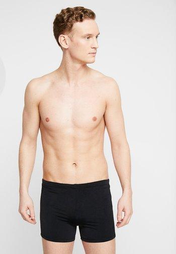 TRUNK - Swimming trunks - black
