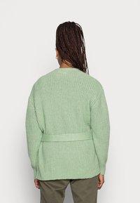 EDITED - ANNIKA CARDIGAN - Cardigan - mistletoe green - 2