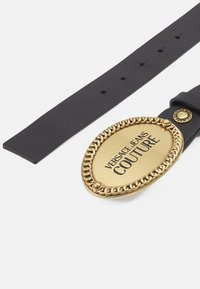 Versace Jeans Couture - Belt - black/gold-coloured - 2