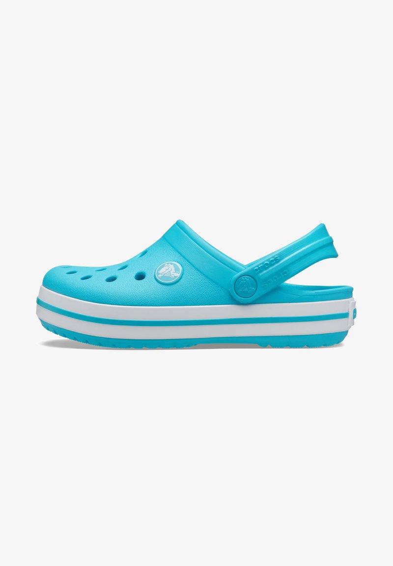 Crocs - Kapcie - hellblau