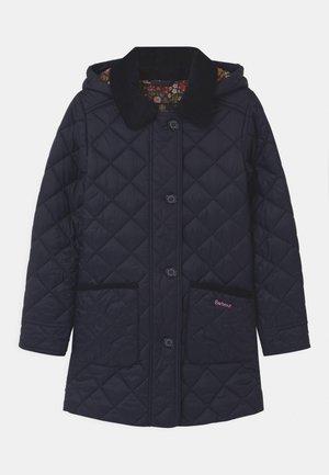 GIRLS LOVELL QUILT - Zimní kabát - navy