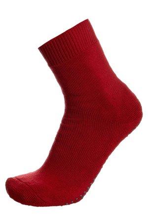 FALKE Homepads Haussocken  - Socks - scarlet