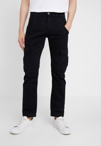 Alpha Industries - Cargo trousers - black - 0
