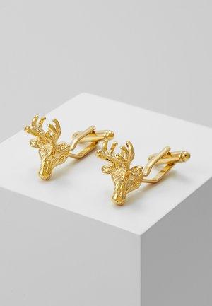 IKE - Gemelli - shiny gold-coloured