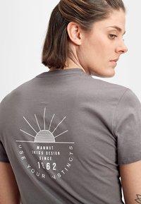 Mammut - SEILE - T-Shirt print - shark prt1 - 2