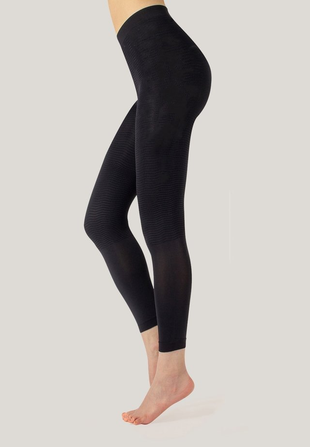 ANTICELLULITE  - FIRM SKIN - Pyjama bottoms - black