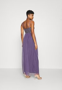 Lace & Beads - LEXI  - Occasion wear - mulled grape - 2