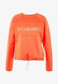 Columbia - WINDGATES™ CREW - Fleece jumper - bright poppy - 4