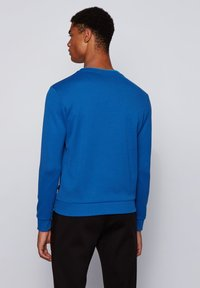 BOSS - SALBO - Sweatshirt - open blue - 2