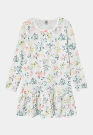 FLORAL PRINT  - Nightie - marshmallow