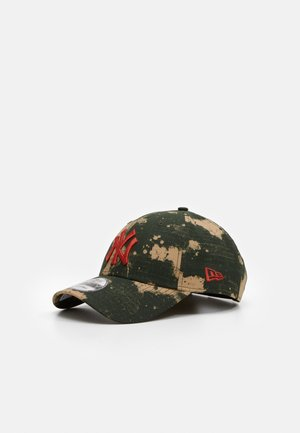 BLURR  9FORTY UNISEX - Cap - green/light brown