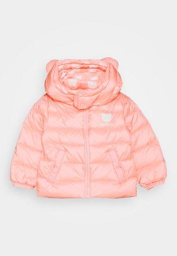 PADDED JACKET UNISEX - Down jacket - sugar rose