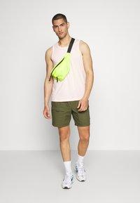 Nike Sportswear - CLUB TANK - Top - washed coral/white - 1