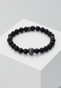 Guess - BEADS LION DETAIL  - Armbånd - gunmetal - 0