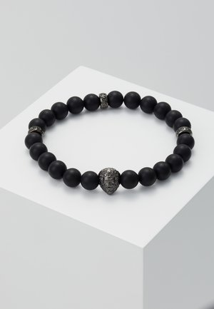BEADS LION DETAIL  - Armband - gunmetal