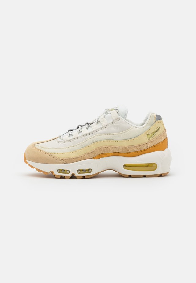 AIR MAX 95 - Sneakers - sail/light zitron/coconut milk/lemon drop