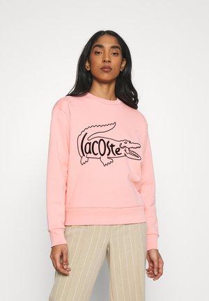 Sweatshirt - bagatelle pink