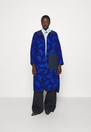QUILT COAT - Classic coat - nightblue
