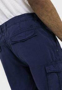 camel active - REGULAR FIT - Shorts - indigo - 4