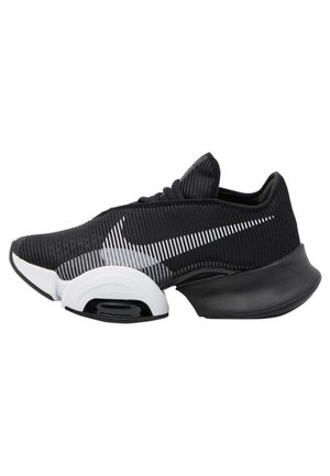 AIR ZOOM SUPERREP 2 UNISEX - Sports shoes - black/white