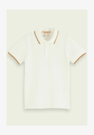 CONTRAST  - Polo shirt - off-white