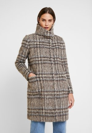 COAT - Classic coat - brown