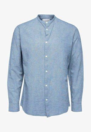 LANGÄRMELIG  - Shirt - medium blue denim