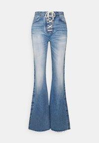 Ética - NINA - Flared Jeans - cottonwood creek - 0
