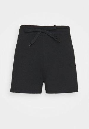 SHORTS - Pantalón corto de deporte - black
