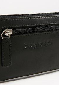 Bugatti - PRIMO SCHLÜSSELETUI MIT 2 RINGEN / KEY CASE WITH 2 RINGS - Key holder - schwarz - 5