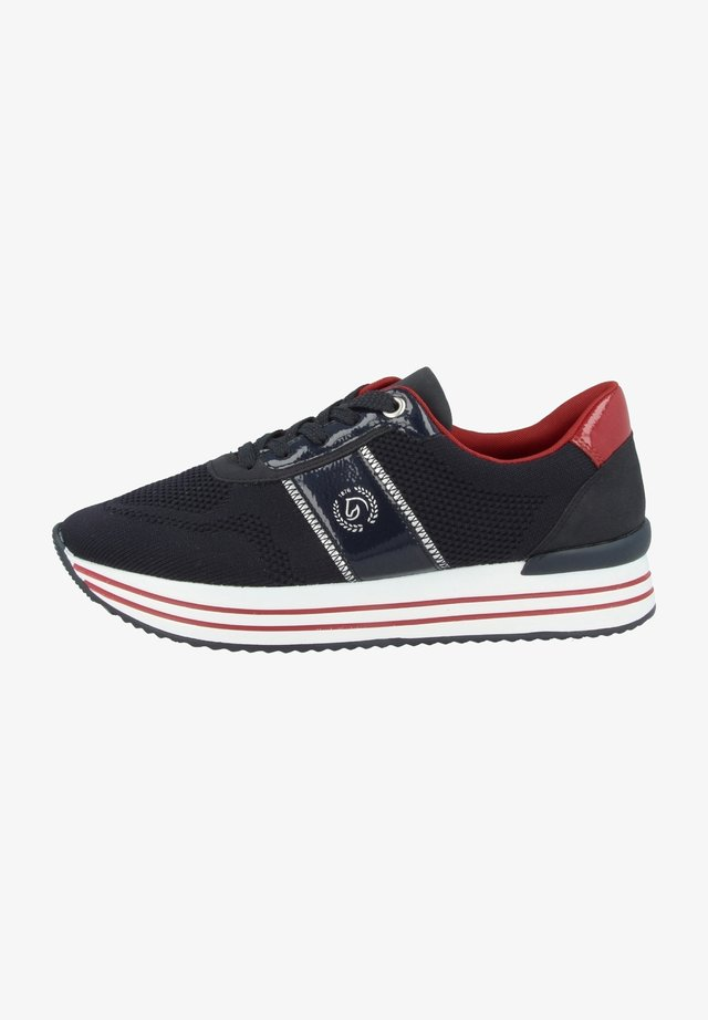Sneakers laag - pacific-pacific-silver-marine-flame