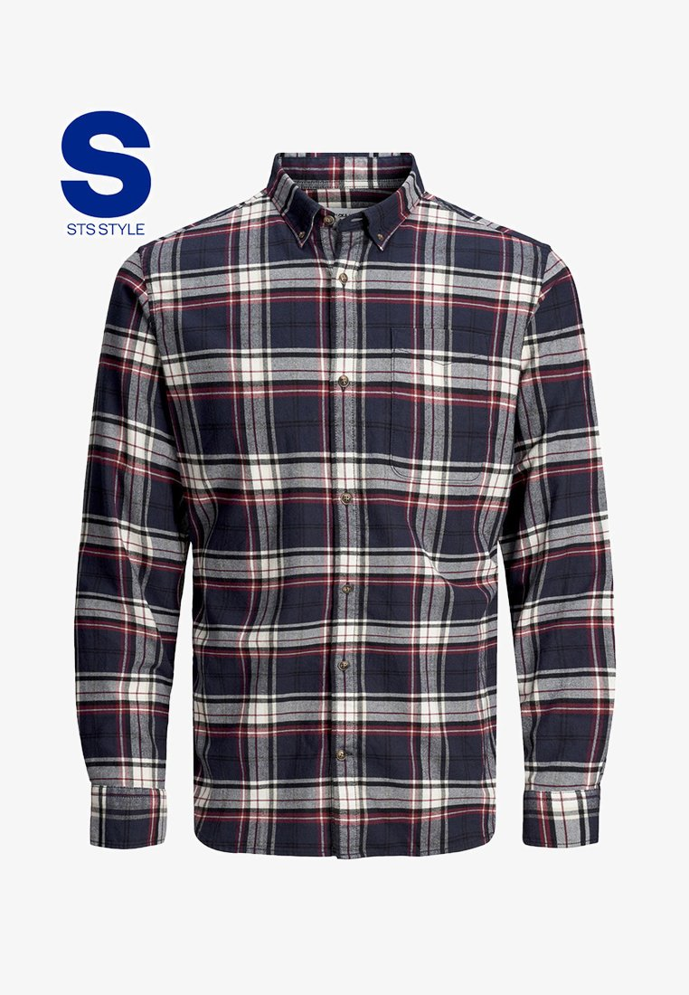 Jack & Jones - Skjorta - navy blazer