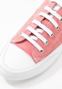 Candice Cooper - ROCK  - Tenisky - rosa/bianco - 2