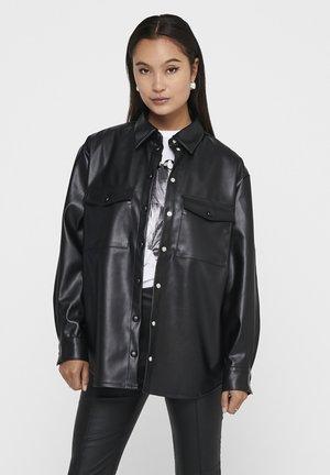 ONLRUMA  - Button-down blouse - black