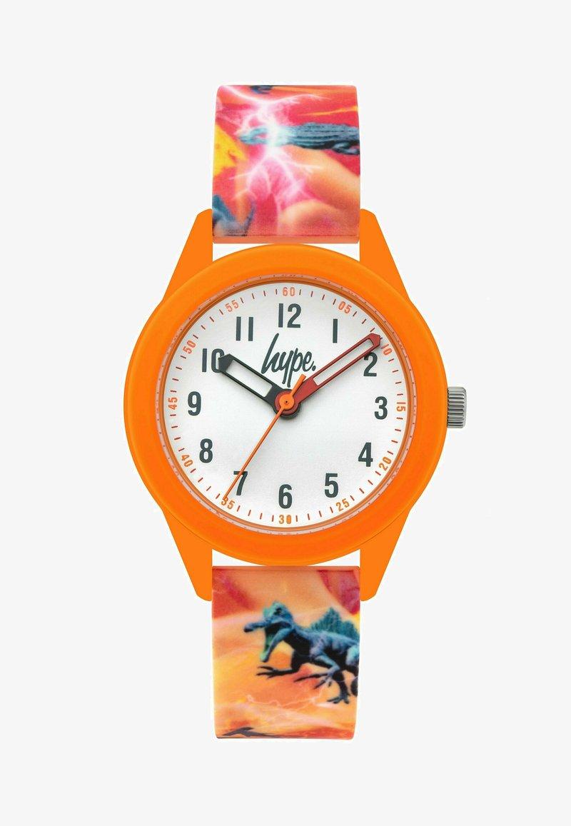 Hype - DINOSAUR - Watch - orange