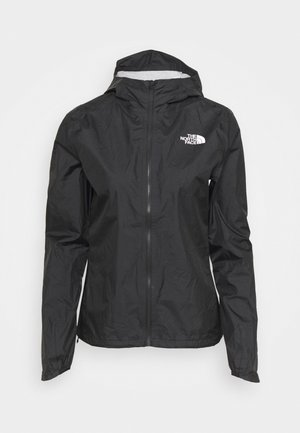 FIRST DAWN PACKABLE JACKET - Hardshell jacket - black