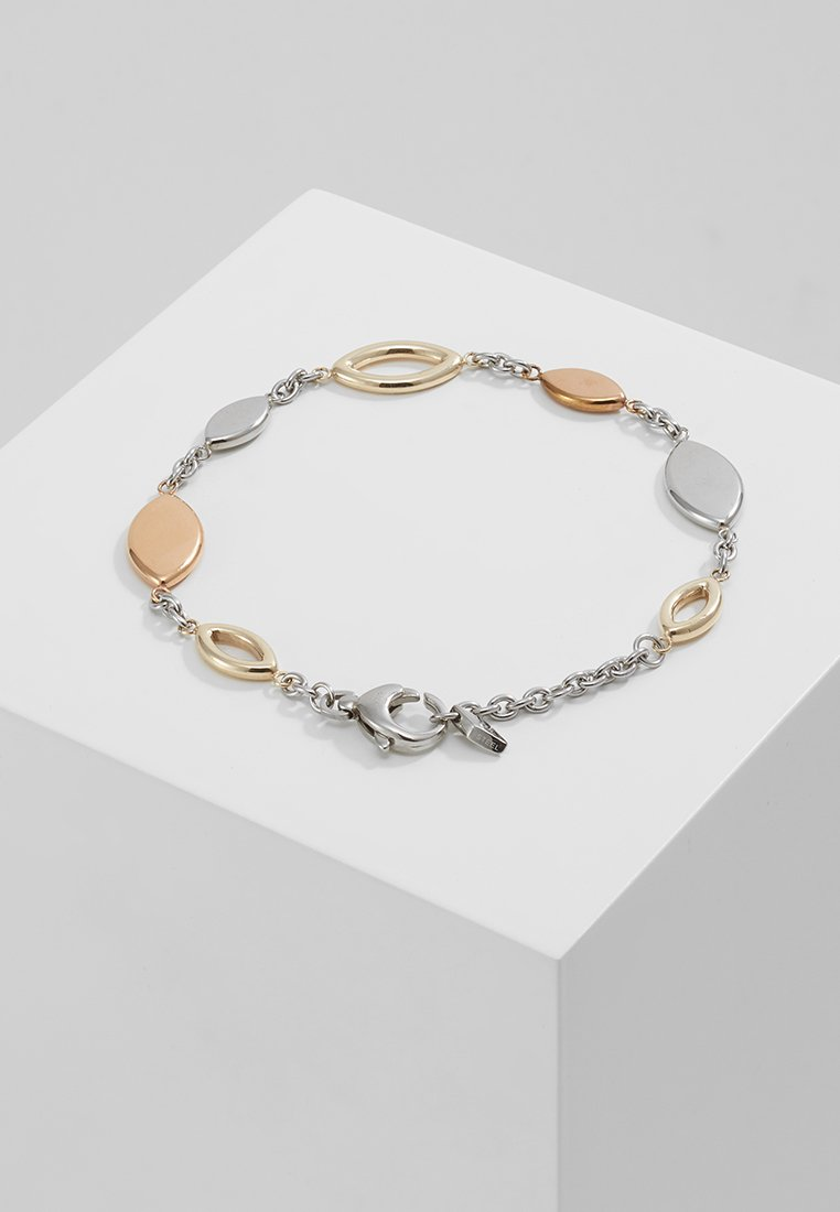 Fossil CLASSICS - Armbånd - silver-coloured/rose gold-coloured/gold-coloured/sølv hUOQgSnSCFhj4R7