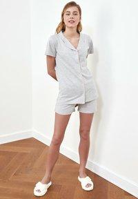 Trendyol - Pyjama set - grey - 4