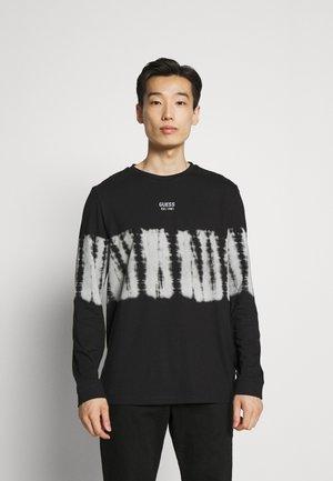 Pitkähihainen paita - jet black