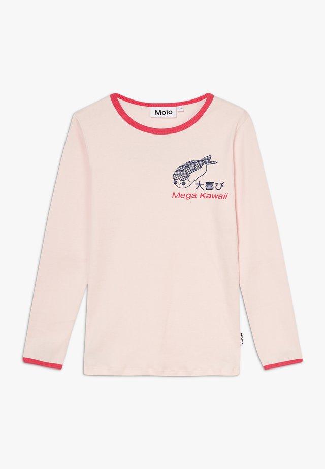REETA - T-shirt à manches longues - off white