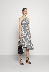 Three Floor - FLORENCE DRESS - Vestido informal - black/off white - 2