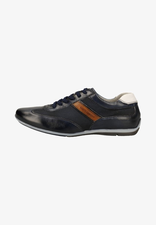 DANIEL HECHTER SNEAKER - Sneakers - dark blue